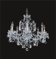 Victorian Crystal Chandeliers KL-41033-2623-C
