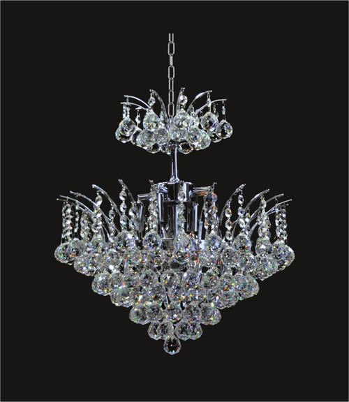Sirius Collection crystal chandeliers KL-41040-1615-C
