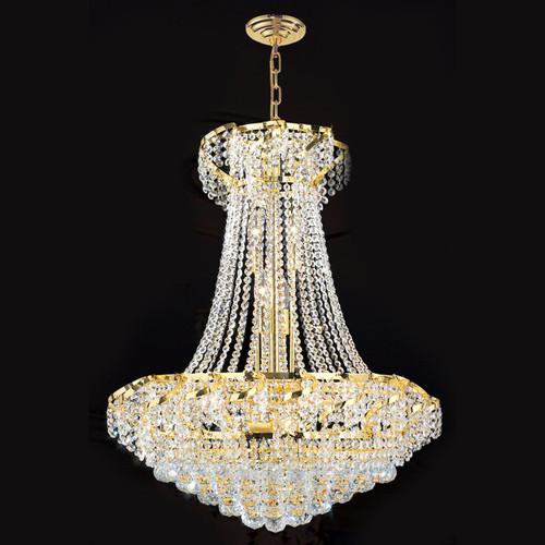 Cinderella Crystal Chandeliers KL-41041-2632-G