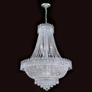 Empire crystal chandeliers KL-41037-24-C
