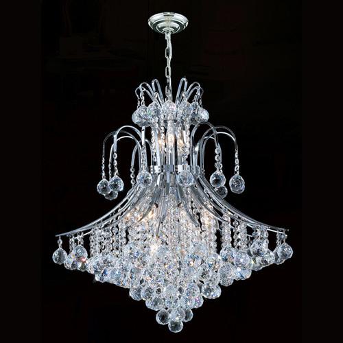 Contour Crystal chandeliers KL-41038-25-C