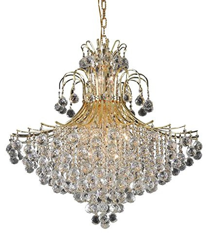 Contour Crystal chandeliers KL-41038-31-G