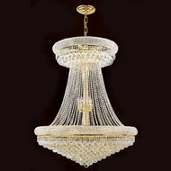 Crystal Bagel chandeliers KL-41035-3642-G