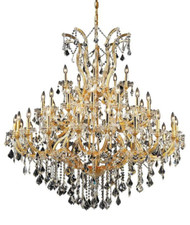 41 Light Maria Theresa crystal chandeliers KL-41039-5254-G