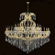 49 Light Maria Theresa crystal chandeliers KL-41039-7260-G