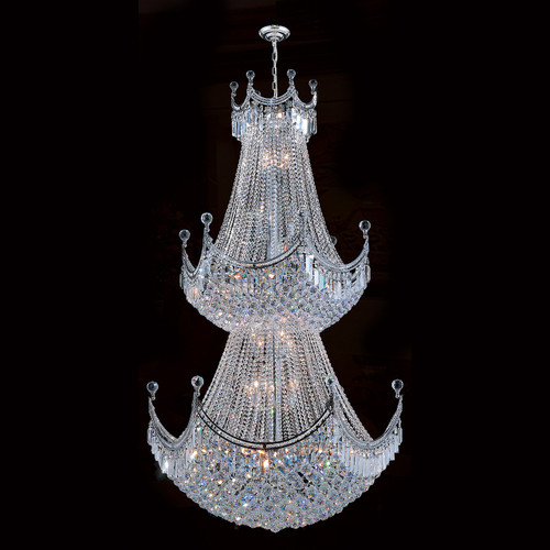 Contemporary Royal Crystal Chandeliers KL-41042-3666-C