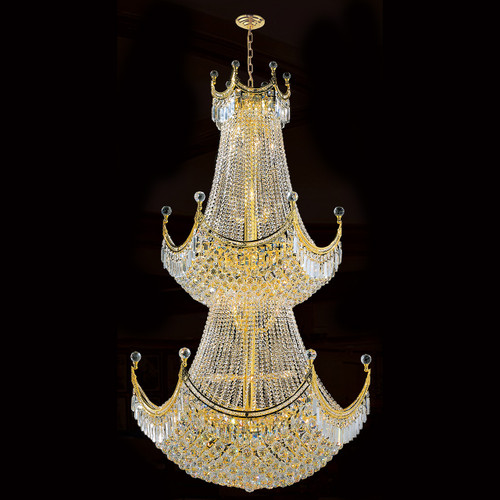 Royal Crystal Chandeliers KL-41042-3666-G