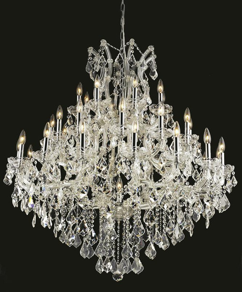 37 Light Maria Theresa crystal chandeliers KL-41039-44-C