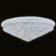 Bagel Crystal Flush Mount Light KL-41035-3614-C