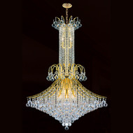 Contour Crystal Chandeliers KL-41038-3548-G