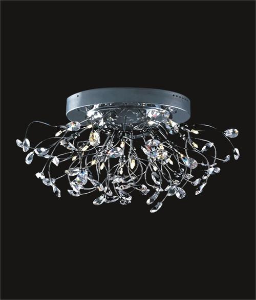 Spider crystal chandelier KL-41050-2616-C