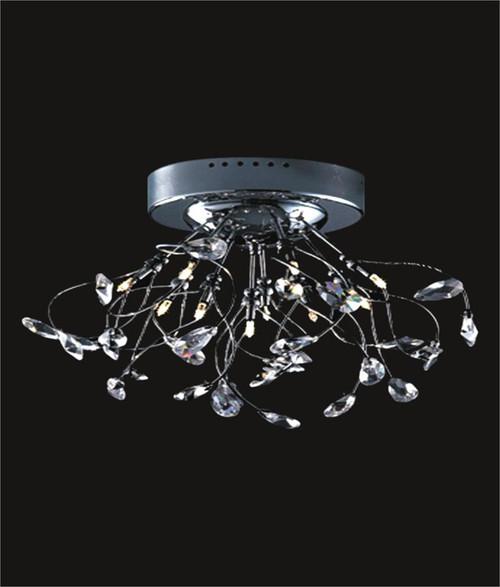 Spider crystal chandelier KL-41050-1913-C