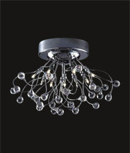 Spider crystal chandelier KL-41050-1913-C Ball
