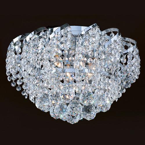 Cinderella Crystal Flush mount Light KL-41041-1610-C
