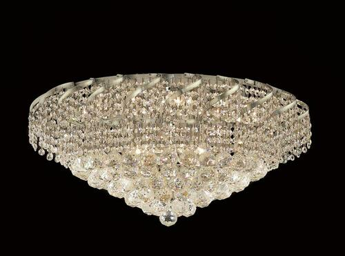 Cinderella Crystal Flush mount Light KL-41041-2613-C