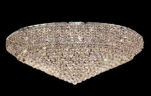 Cinderella Crystal Flush Mount Palace Light KL-41041-4821-C