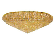 Cinderella Crystal Flush mount Palace Light KL-41041-4821-G