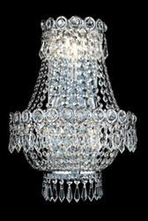 Empire 3 Light Crystal wall Sconces KL-41037-1217-C