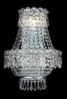 Empire 3 Light Crystal wall Sconces KL-41037-1217-C