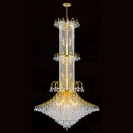 Contour Crystal palace chandeliers KL-41038-44-G