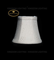 Antique White Lamp Shade KL-S001