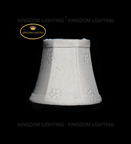 Antique White Lamp Shade KL-S001