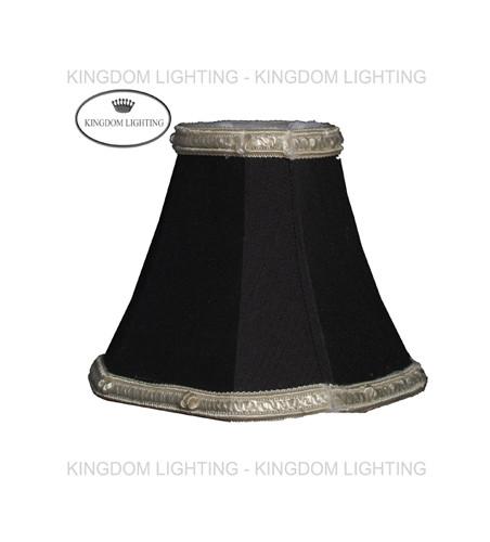 Black Cream Lamp Shades KL-S005