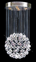 5 Light pendant crystal chandeliers KL-6112