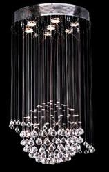 7 Light planet pendant crystal chandeliers KL-6101