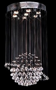 7 Light planet pendant crystal chandeliers KL-6101