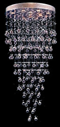 13 Light pendant crystal chandelier KL-6103