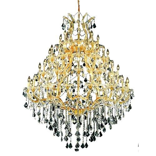 49 Light Maria Theresa crystal chandeliers KL-41039-4662-G