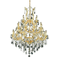 25 Light Maria Theresa crystal chandeliers KL-41039-3852-G