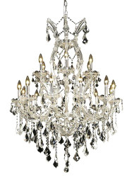 19 Light Maria Theresa crystal chandeliers KL-41039-3242-C