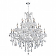 28 Light Maria Theresa crystal chandeliers KL-41039-3842-C
