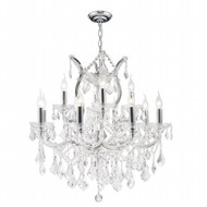 13 Light Maria Theresa crystal chandeliers KL-41039-2726-C