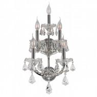 5  Light Maria Theresa crystal Wall Sconces KL-41039-1230-C