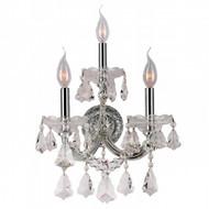 3 Light Maria Theresa crystal Wall Sconces KL-41039-1222-C