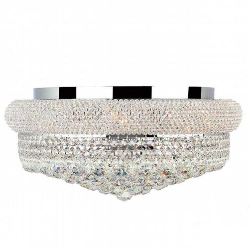 Bagel Crystal Flush Mount Light KL-41035-2010-C
