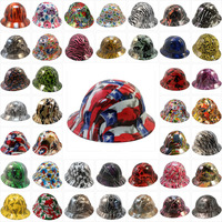 ffe2d0a4151 Full Brim Hydro Dipped Hard Hats