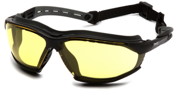tinted safety goggles