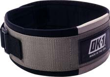 Heavy Lifting Belt 5 inches wide Size Medium # OK-SS5-MED pic 1