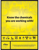 Know Your Chemicals Posters in ENGLISH  pic 1