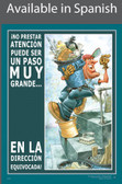 Pay Attention Safety Poster in SPANISH  pic 1