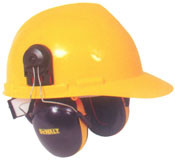 De Walt Interceptor Cap Mount Ear Muffs # dpg66 pic 2