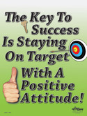 Staying On Target Posters in ENGLISH  pic 1