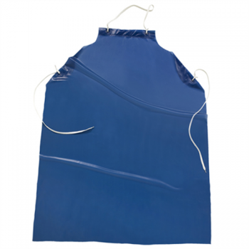 Vinyl Aprons 6 Mil 35 inch x 50 inch Unhemmed Aprons   pic 1