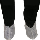 Polypropylene White Disposable Shoe Covers  pic 2