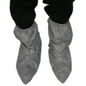 Tyvek Skid Resistant FC Gray Boot Covers (50 pair)  pic 2