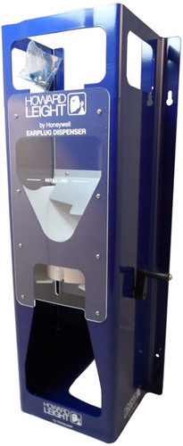 Howard Leight Metal Dispenser Racks # LS-500 pic 1